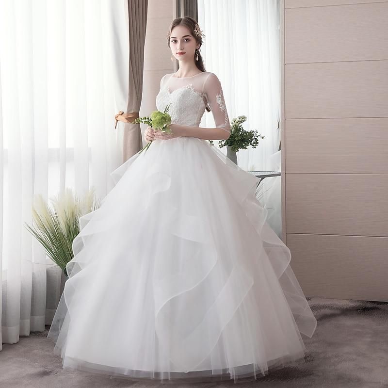 Classic White Wedding Gowns For Every Wedding Girl